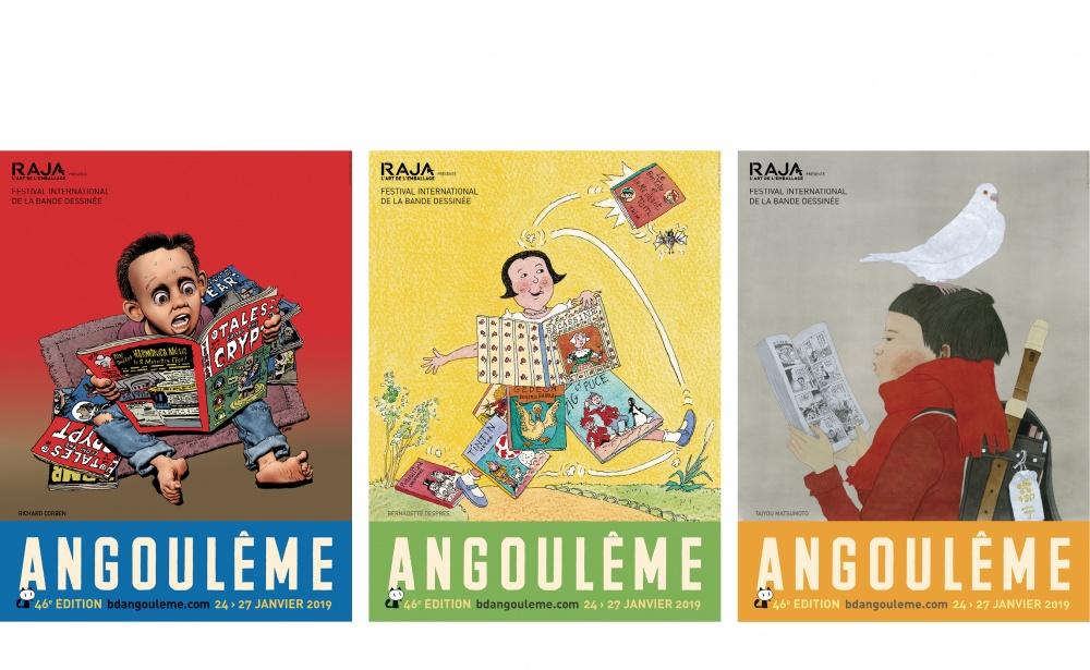 46e Festival international de la bande dessinée d'Angoulême