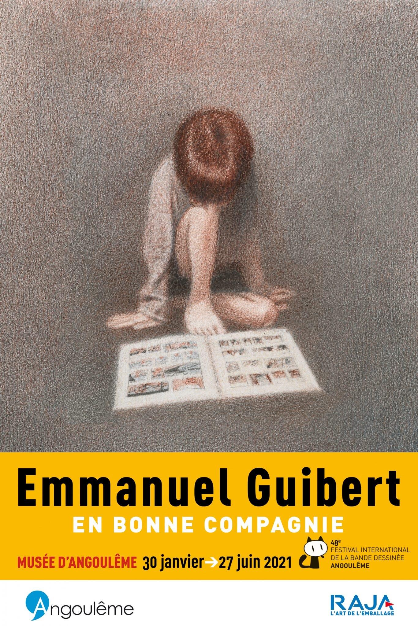 "Exposition ""Emmanuel Gubert en bonne compagnie"""