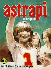 Couverture n°1 Astrapi