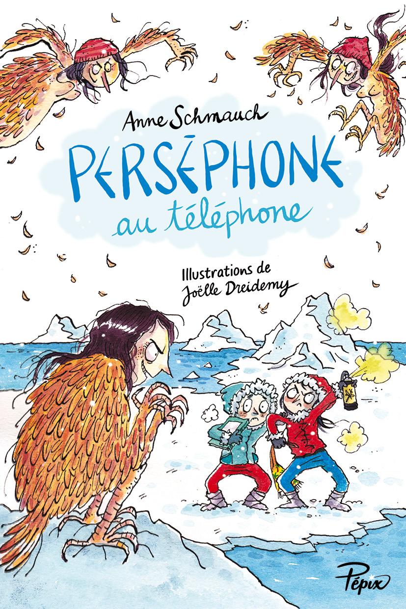 Perséphone au téléphone