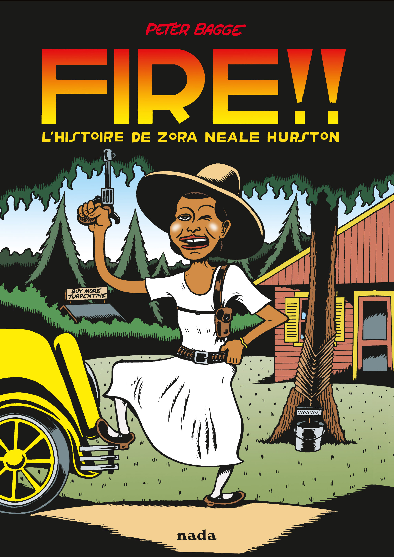 Fire !!.l'histoire de Zora Neale Hurston