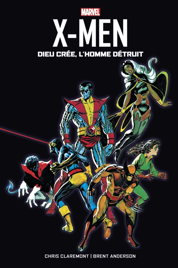 Dieu crée, l'homme détruit : X-Men