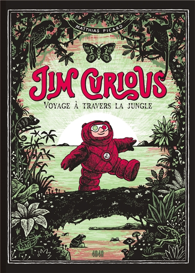 Jim Curious : voyage à travers la jungle