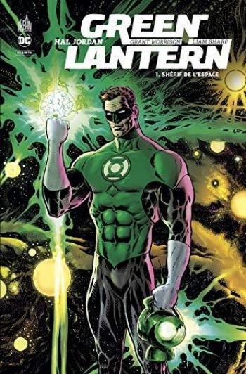 Hal Jordan : Green Lantern, t.1 : Shérif de l'espace
