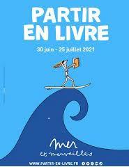 """7ème édition Partir en livre : """"Mer et merveilles"""""""