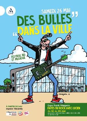 Festival de BD 2018 : Des Bulles dans la Ville