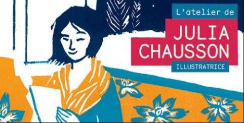 """Exposition """"L'atelier de Julia Chausson"""""""