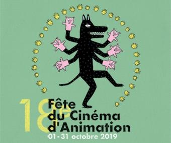18ème Fête du cinéma d'animation