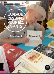 Couverture n° 293 RLPE Marie-Aude Murail