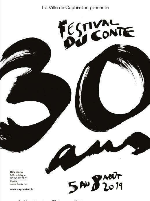 Festival du Conte de Capbreton, 30ème édition