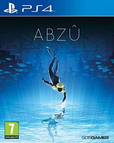 Couverture : ABZÛ sur PlayStation 4