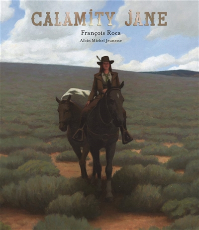 Couverture : Calamity Jane