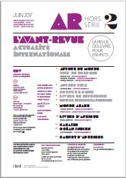 L'avant-revue Internationale