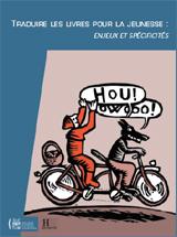 couverture actes colloque Traduire les livres pour la jeunesse