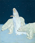 Dulac Ice maiden