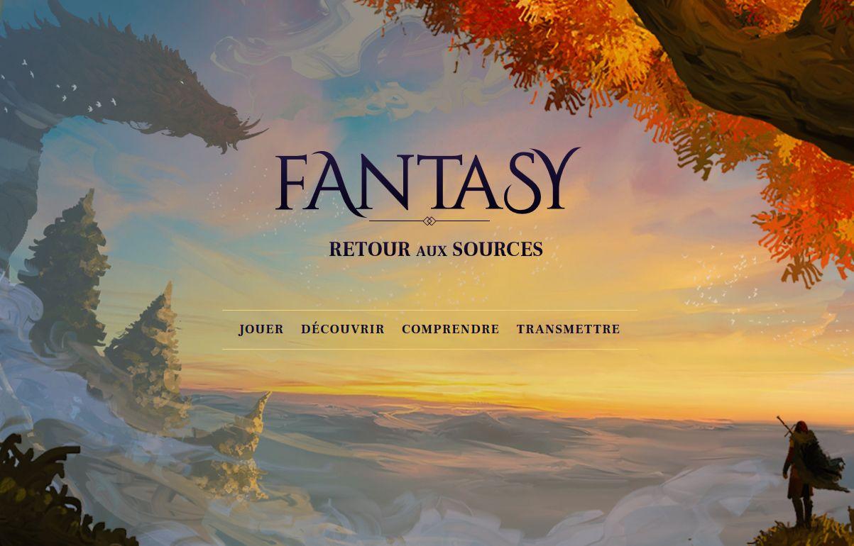 site Fantasy, retour aux sources