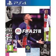 Couverture : FIFA 2021 sur PlayStation 4