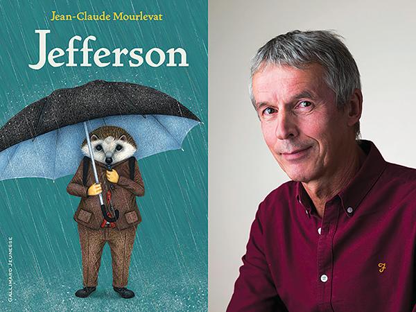 Jean-Claude Mourlevat :  Jefferson,ill. Antoine Ronzon,Gallimard Jeunesse, 2018.