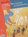 Couverture Rencontres Européennes Hors-série n° 1 – La Revue des livres pour enfants