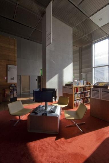 Salle I Bibliothèque François Mitterrand