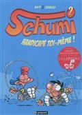 Couverture : Schumi - Handicapé toi-même ! (2)