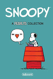 Couverture : Snoopy; A Peanuts collection