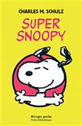 Couverture :  Super Snoopy