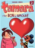 Couverture : Tamara - C'est BON L'AMOUR !
