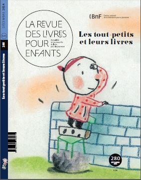 Couverture RLPE_280 Tout-petits