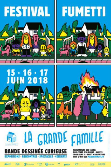 Festival Fumetti 2018