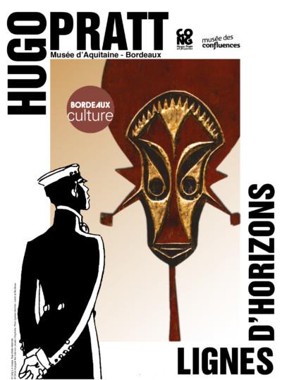 Exposition « Hugo Pratt, lignes d'horizons »