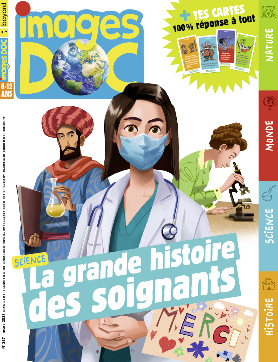 Couverture : Images Doc n° 387, mars 2021