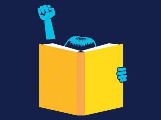 """Exposition """"Ne les laissez pas lire ! : polémiques et livres pour enfants"""""""