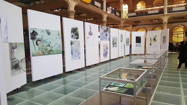 Biblioteca Salaborsa - Fabian Negrin