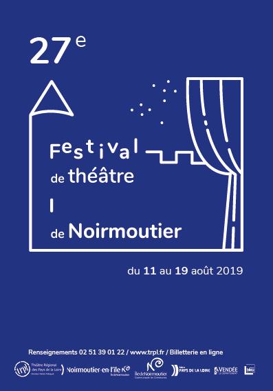 27ème Festival de théâtre de Noirmoutier