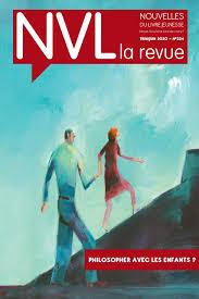 Couverture : NVL n°224 - Lectures en supplément