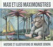 Maurice Sendak, Max et les maximonstres. L'école des loisirs