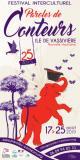 """25ème Festival """"Paroles de Conteurs"""""""