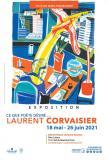 """Exposition """"Ce que poète désire ... par Laurent Corvaisier"""""""