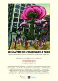 Exposition Les maîtres de l'imaginaire à Paris