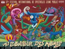 """27ème festival """"Au bonheur des mômes"""""""