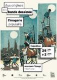 """Exposition """"Aux origines de la bande dessinée : l'imagerie populaire"""""""