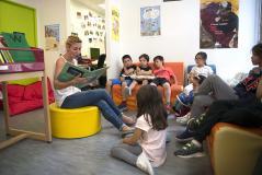 """Journée d'étude """"Mobilisation en faveur du livre et de la lecture : pilotage, animation en territoire, espaces dédiés"""""""