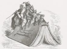 Vignette des Contes de Perrault illustré par Gustave Doré