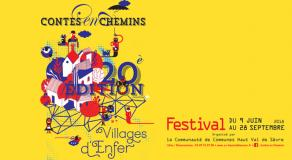 Festival Contes en chemin 2018