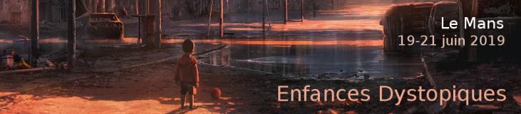 """Colloque """"Enfances dystopiques"""""""