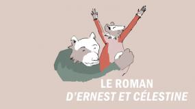 """Adaptation radiophonique """"Le roman d'Ernest et Célestine"""" de Daniel Pennac"""