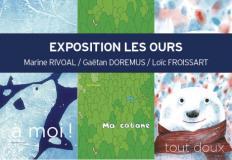 Exposition Les Ours - Galerie Les Originaux