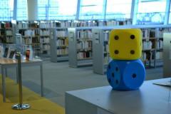 Jeu en bibliothèque