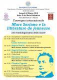"""Conférence internationale """"Marc Soriano e la littérature de jeunesse"""""""
